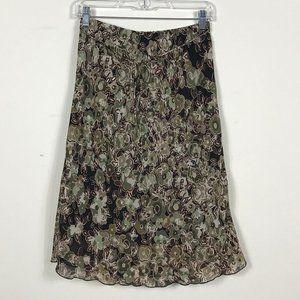 Vintage Clio skirt floral
